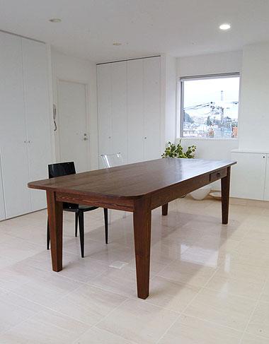 神奈川県 O邸 ビッグテーブル#2