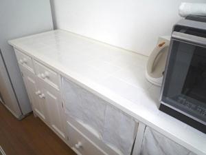 神奈川県三浦郡 S邸 タイルトップサイドボード#2