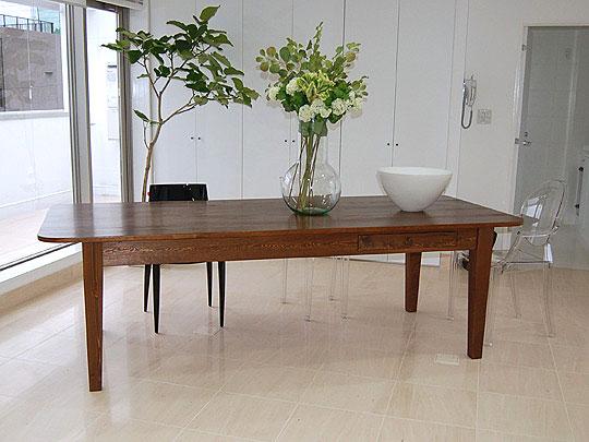 神奈川県 O邸 ビッグテーブル#1