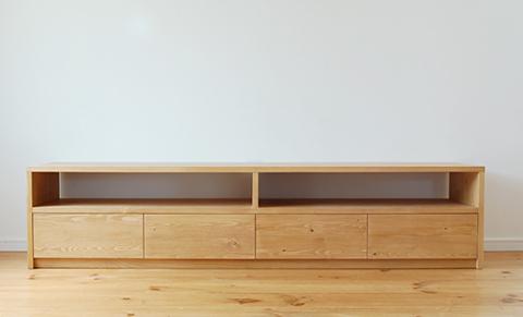 平塚市 M邸 AVボード#1